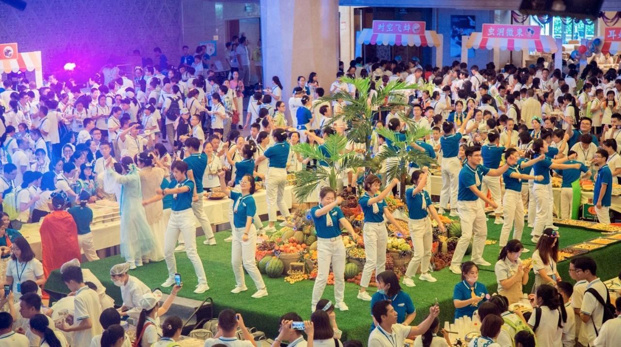 4000人齐聚素食美食节,亲子夏令营竟然还能这么嗨?