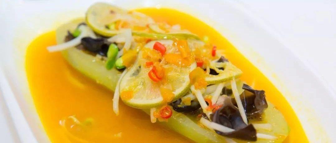中西大厨强强联手,结合有机蔬食共同打造和合善宴!